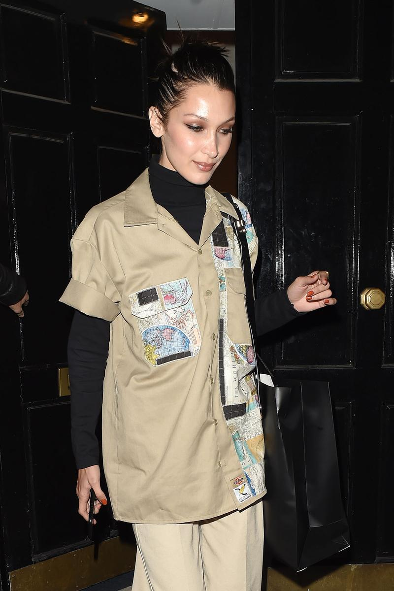 Bella Hadid Street Style Axecents by Orah LeMaître London