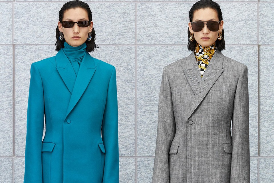 Balenciaga's Resort 2020 Lookbook Is a Lesson in Layering
