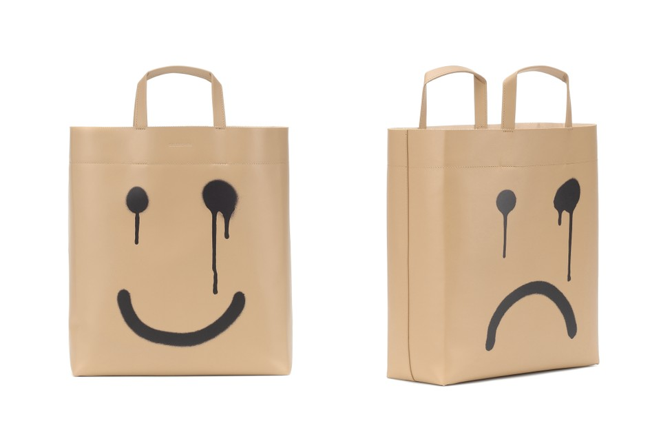 Turn Your Frown Upside Down With Balenciaga's New Bag