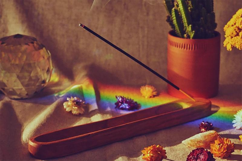 best incense sticks holders burners home scents PF Candle Co Sunbloom