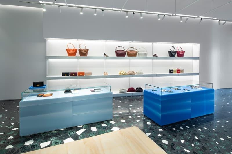 Bottega Veneta Miami Store Design District