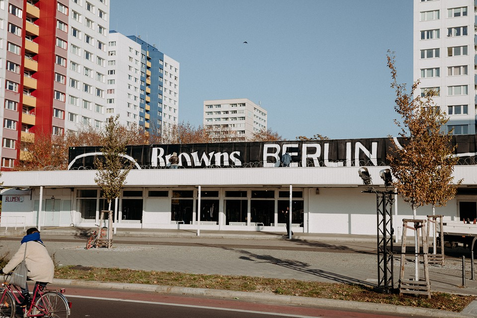 Browns Opens Nomad Pop-Up Concept Store in Berlin