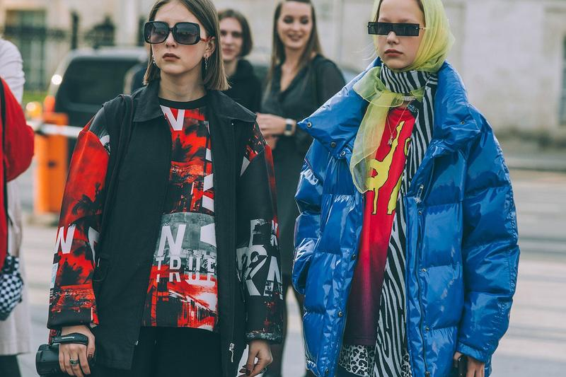 Street Style Fall Winter 2019 Moscow Fashion Week