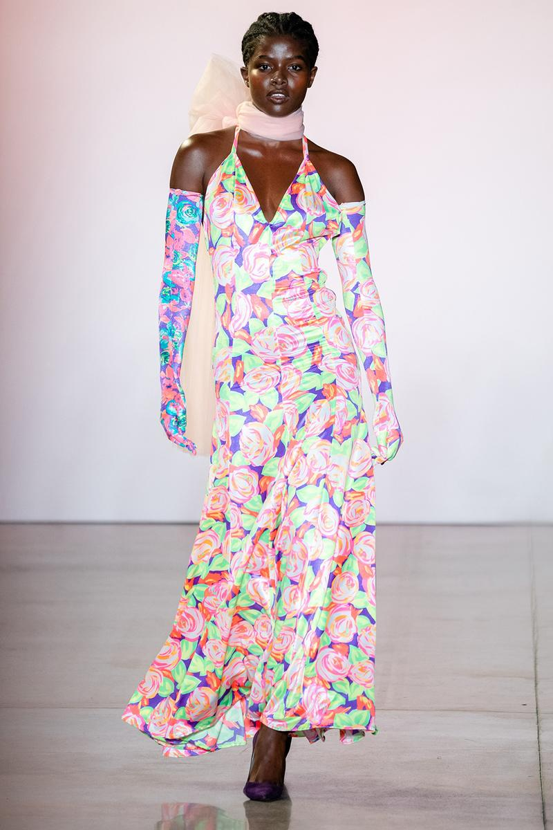 christopher john rogers spring summer 2020 collection vogue runway