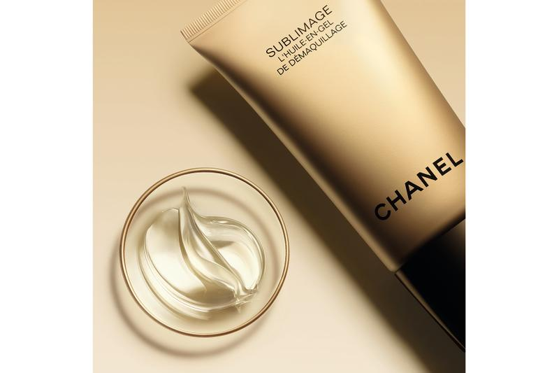 Chanel Sublimage Cleansing Collection Vanilla Makeup Remover L'Huile En Gel de Demaquillage