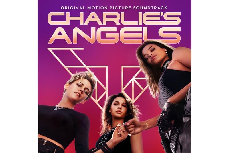 Charlie's Angels Original Motion Picture Soundtrack Album Art Cover