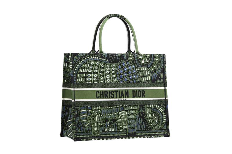 Dior Monogram Saddle Bag Logo Book Tote Cruise 2020 Print