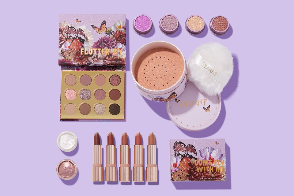 """ColourPop Unveils Its Magical """"Butterfly"""" Collection"""