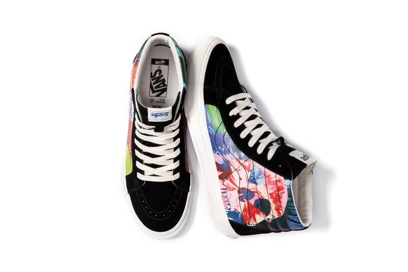 Damien Hirst x Palms Casino Resort x Vans Sk8-Hi Skull Sneaker Collection