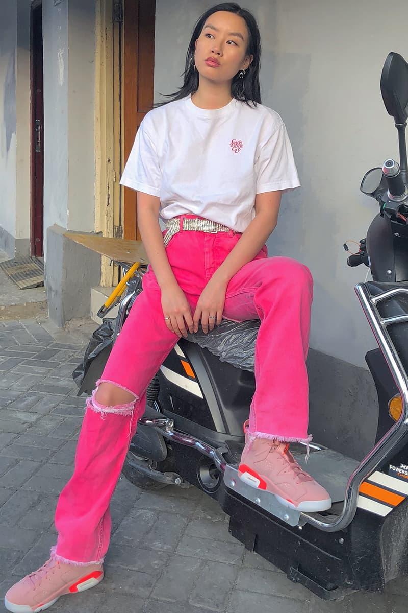 Amber Akilla Chinese Australian DJ Shanghai