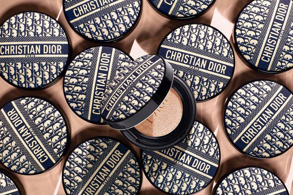 Dior Teases a Monogram Edition of its Forever Perfect Cushion Compact