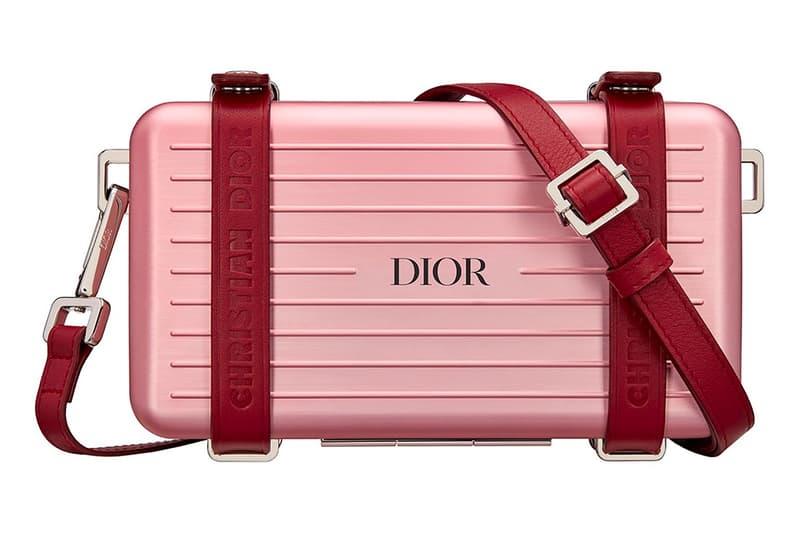Dior x RIMOWA Personal Case Pink