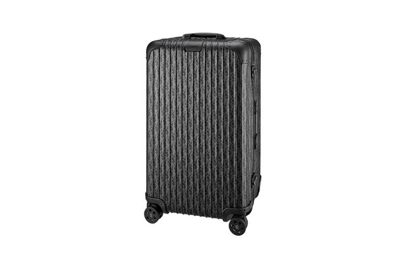 Dior x RIMOWA Trunk Monogram Black