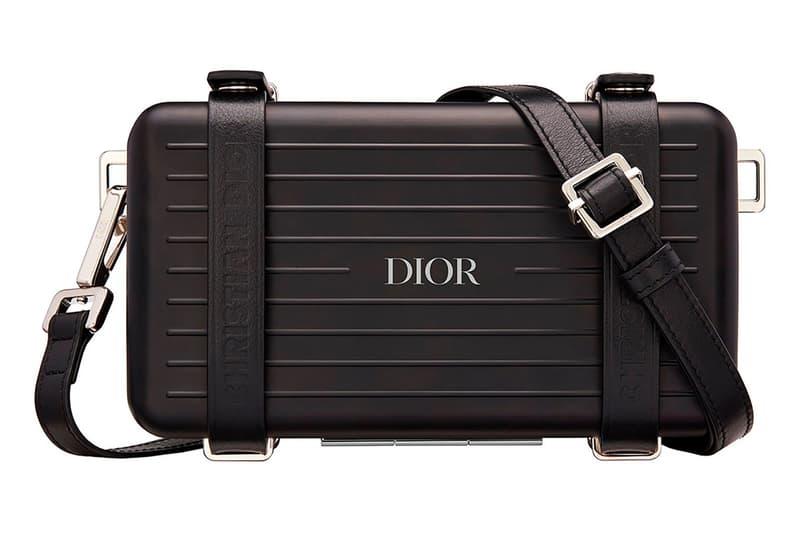 Dior x RIMOWA Personal Case Black