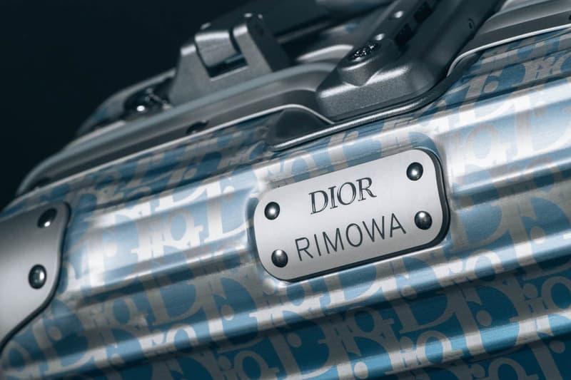 Dior x RIMOWA Monogram Cabin