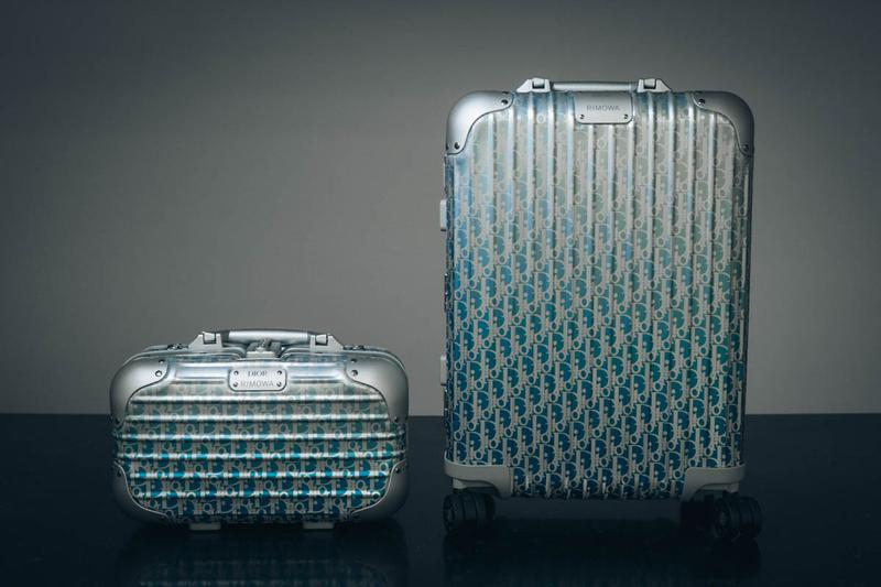 Dior x RIMOWA Monogram Cabin Personal Case