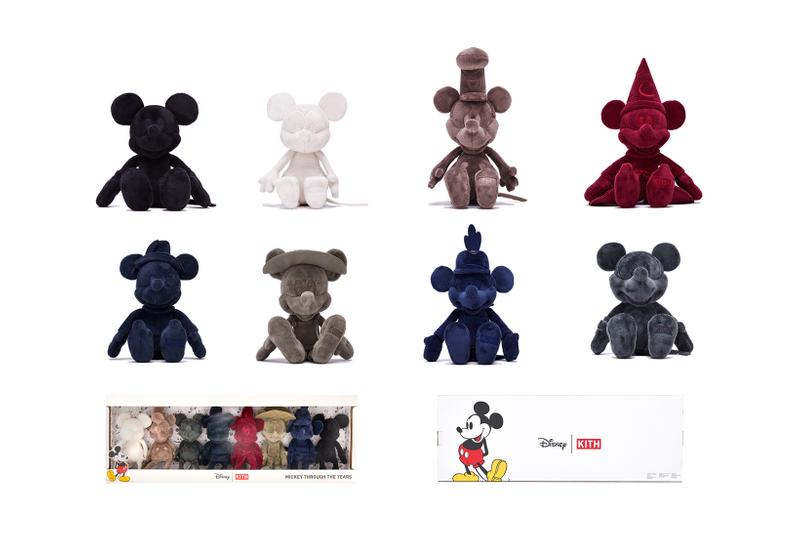 Disney x KITH Collection Mickey Mouse Stuffed Animal