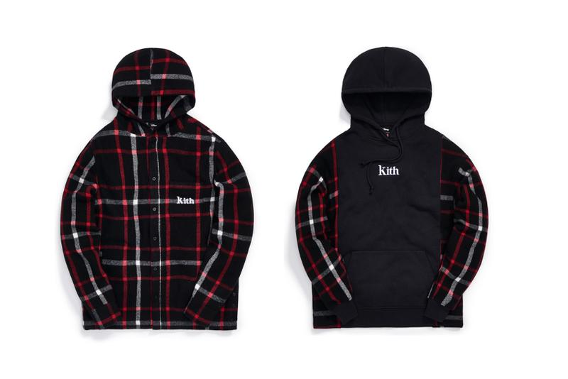 Disney x KITH Collection Tartan Hoodie Jacket