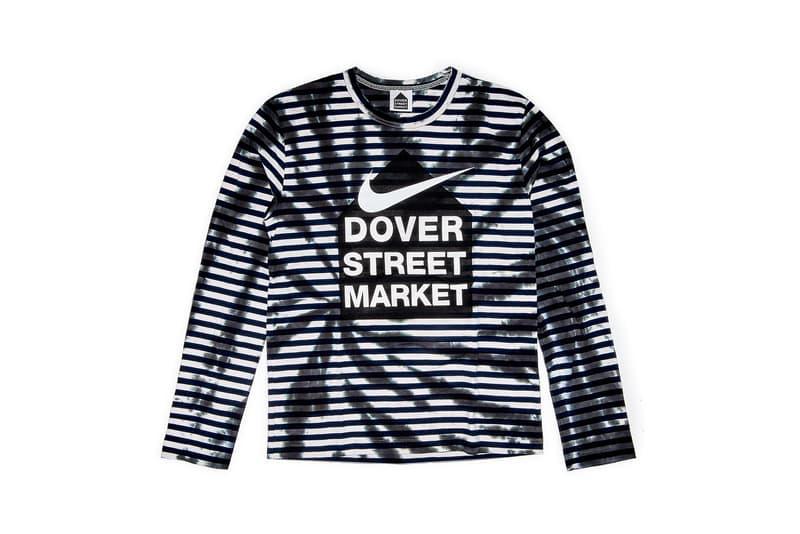 Dover Street Market Monochromarket Anniversary Collection Nike Tie Dye