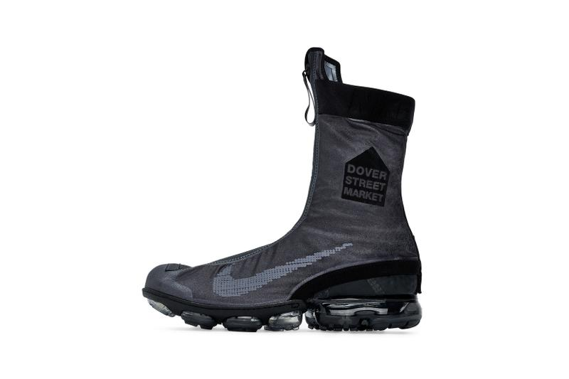 Dover Street Market Monochromarket Anniversary Collection Nike Boot