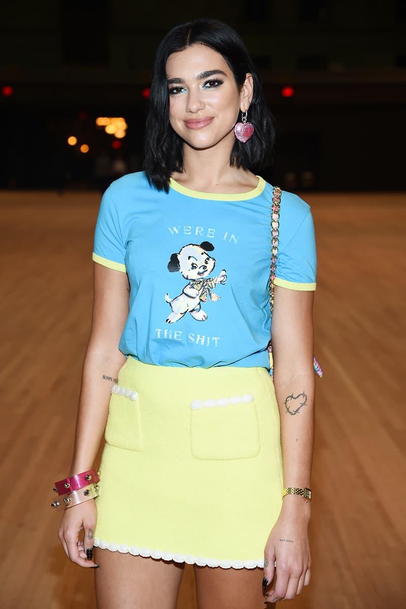 Dua Lipa Net Worth Salary Earnings Music Singer Songwriter Fashion Beauty Endorsements YSL adidas
