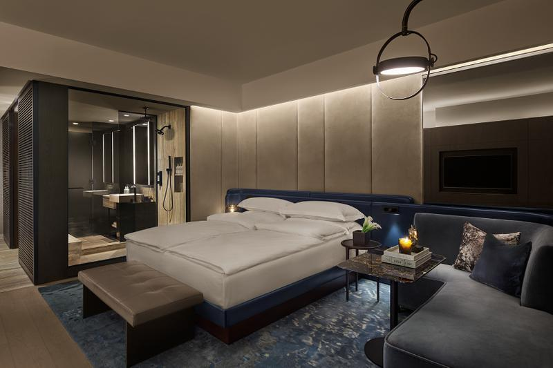 equinox hotel luxury hudson yards new york travel