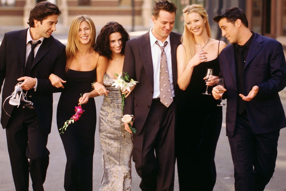 'Friends' Props and Costumes to Be Auctioned for Charity for Its 25th Anniversary