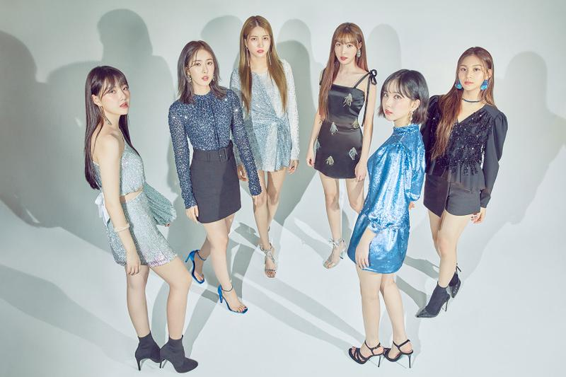 k-pop gfriend japan album fallin light interview sowon yerin eunha yuju sinb umji girl group