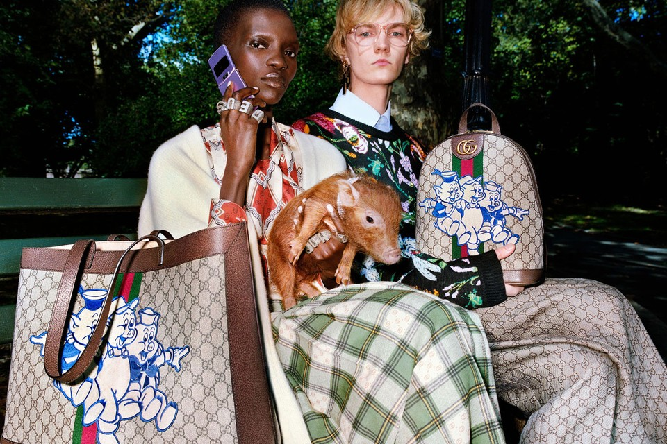 Gucci, Now Carbon Neutral, Challenges Other Brands to Sign Sustainability Pact