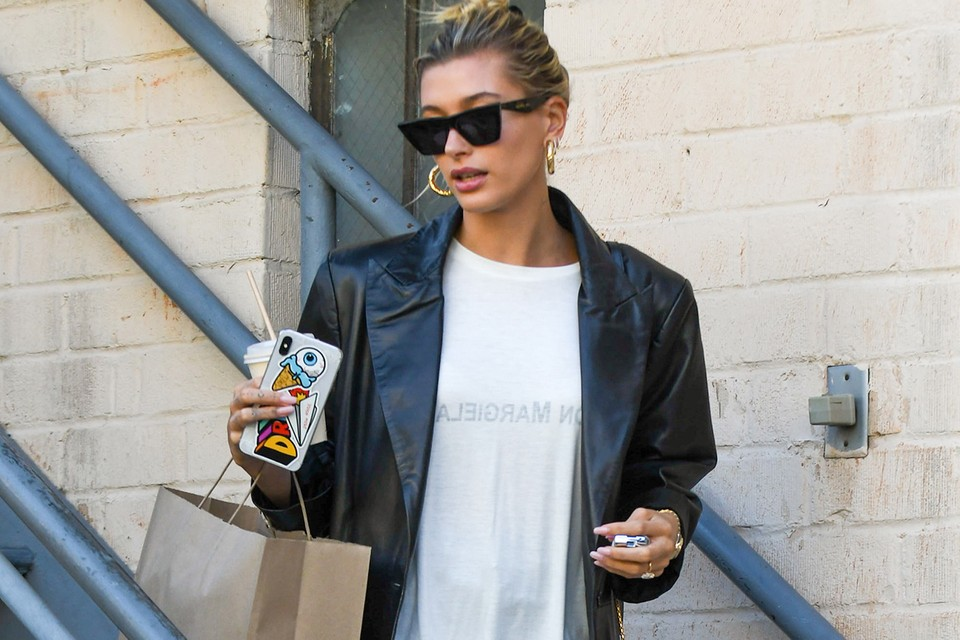 Hailey Bieber's Street Style and Her 5 Outfit Essentials