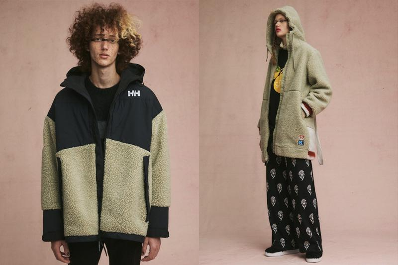 undercover johnundercover sueundercover helly hansen japan fleece jackets outerwear