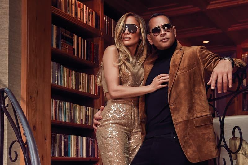ennifer Lopez Alex Rodriguez Quay Australia Sunglasses Collection Campaign Empire All In Mini Tortoise