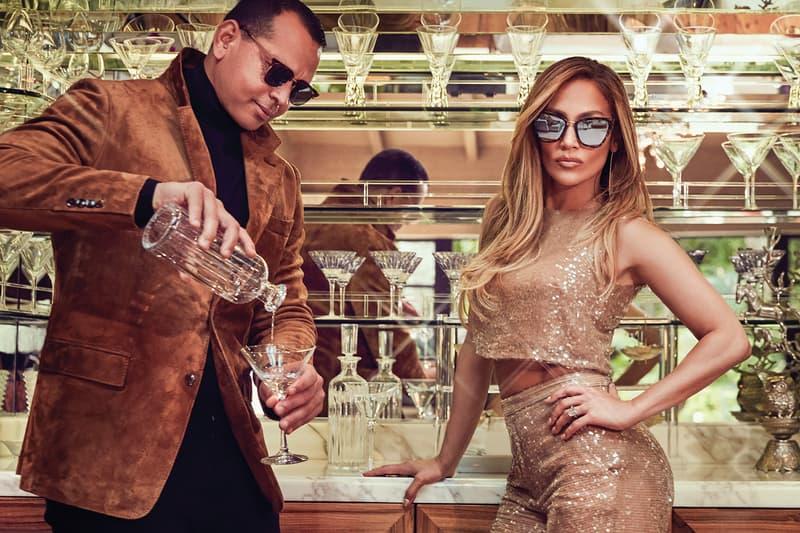 ennifer Lopez Alex Rodriguez Quay Australia Sunglasses Collection Campaign Evasive Reina Tortoise
