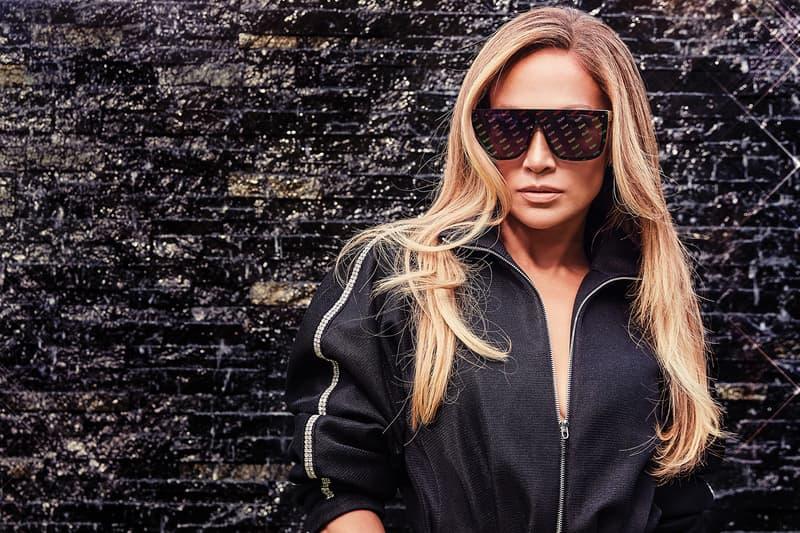 ennifer Lopez Alex Rodriguez Quay Australia Sunglasses Collection Campaign Jaded Black Smoke Rainbow