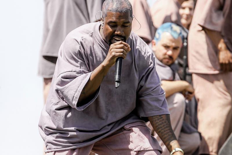Kanye West Sunday Service Coachella Music Arts Festival 2019 Performance Live