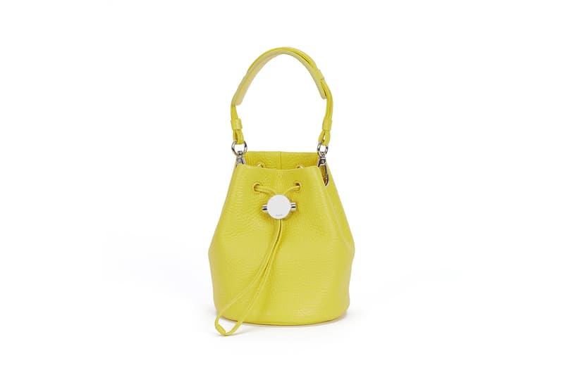 KARA Drawcord Bucket Yellow