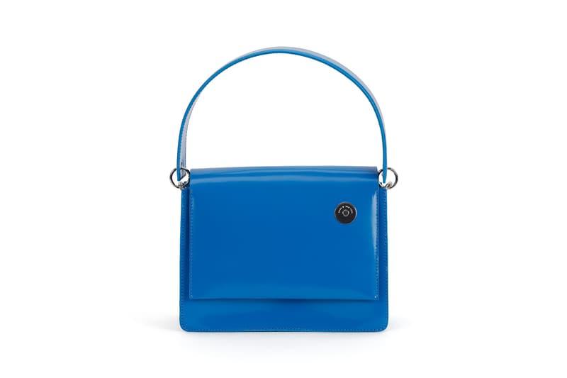 KARA Pinch Shoulder Bag Blue