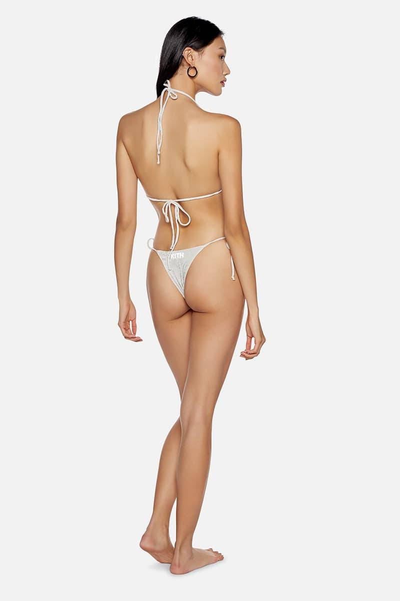 kith frankies bikinis collaboration bottom top grey