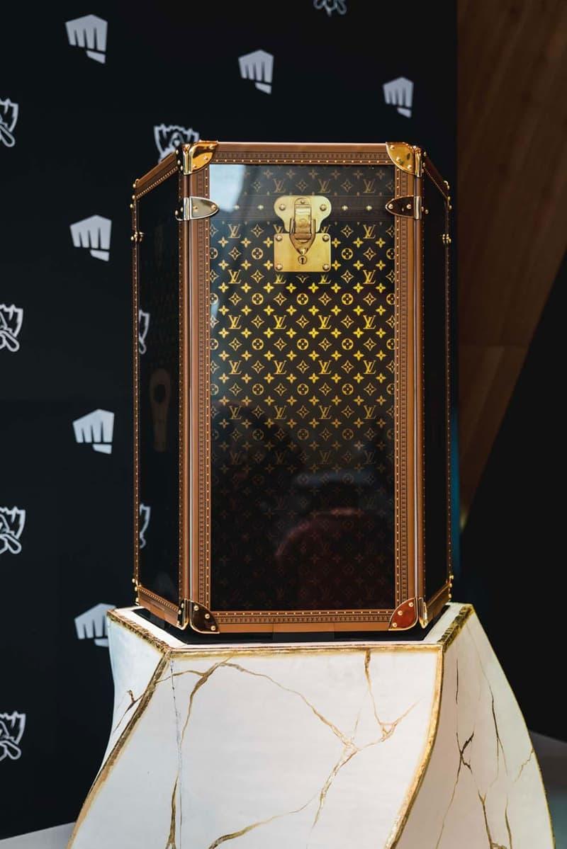Louis Vuitton League Of Legends Trophy Trunk Case Hypebae