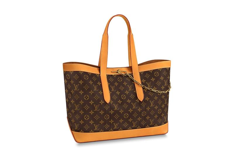 Louis Vuitton Virgil Abloh Monogram Legacy Collection Bags Accessories Chain Messenger PM Duffle Bag