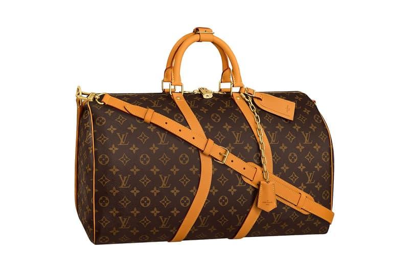 Louis Vuitton Virgil Abloh Monogram Legacy Collection Bags Accessories Chain Messenger PM Duffle Bag