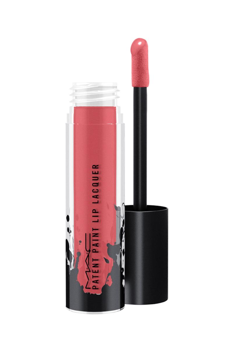 MAC Cosmetics Patent Lip Lacquer Lipstick Gloss Collection Holiday Beauty Makeup