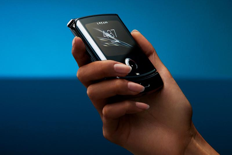 Motorola RAZR New Flip Phone Release Date Price Info Verizon