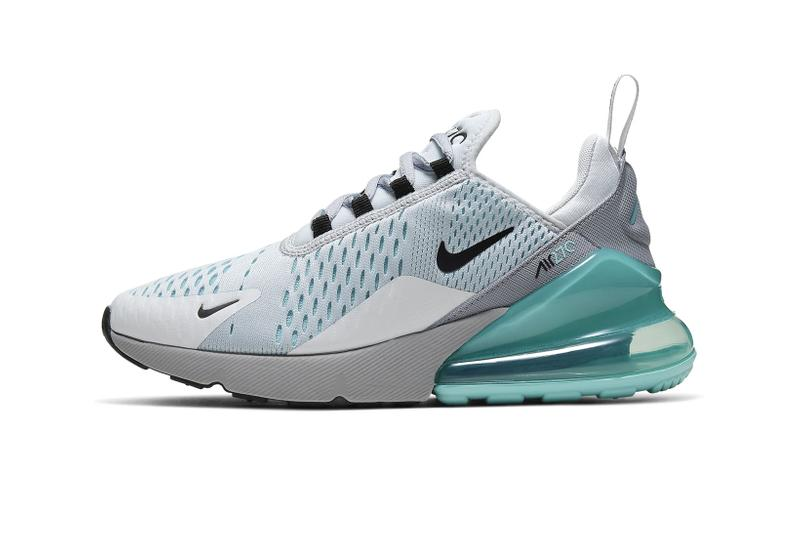 Nike S Air Max 270 In Pure Platinum Aurora Hypebae