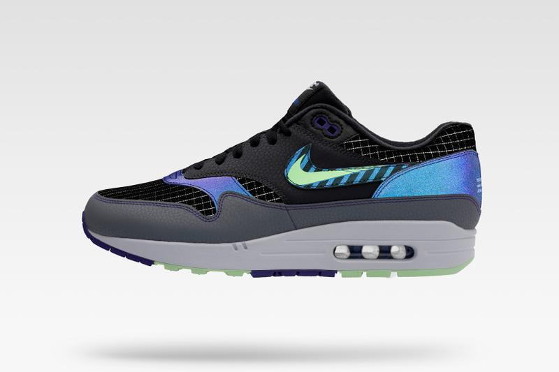 Nike Evolution of the Swoosh: Chapter 2 Future Swoosh Air Max 1