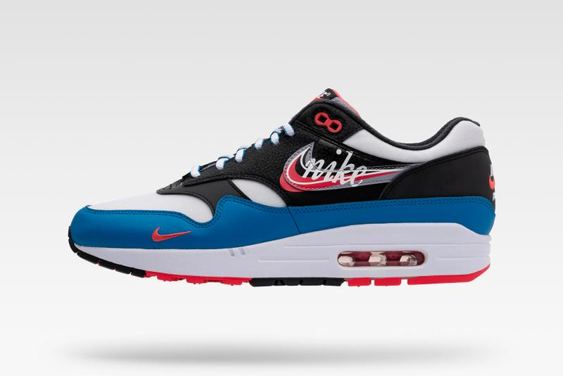 Nike Evolution of the Swoosh: Chapter 2 Time Capsule Air Max 1