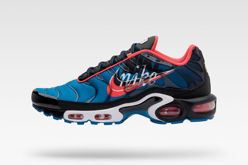 Nike Evolution of the Swoosh: Chapter 2 Time Capsule Air Max