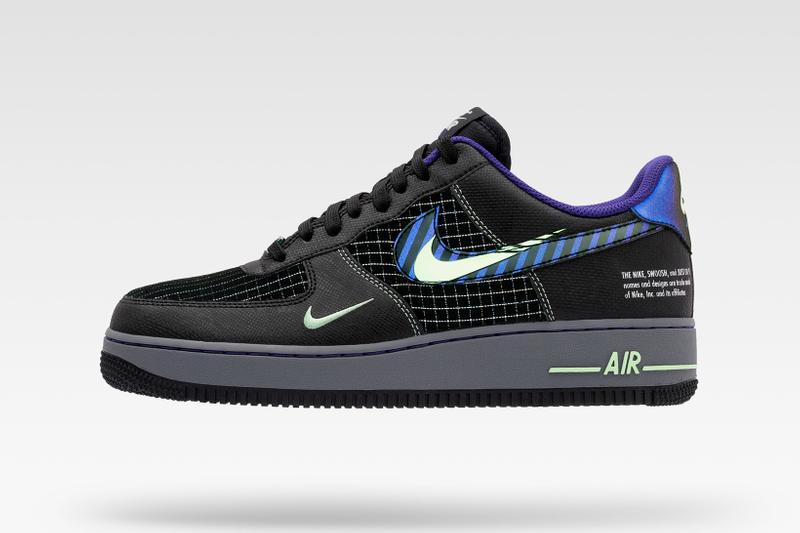 Nike Evolution of the Swoosh: Chapter 2 Future Swoosh Air Force 1
