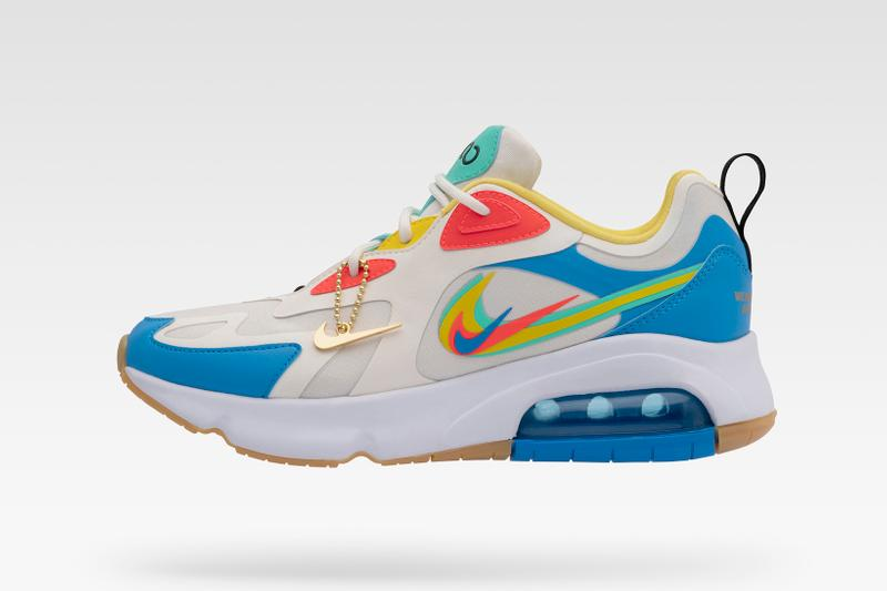Nike Evolution of the Swoosh: Chapter 2 Legend of Her Air Max 200