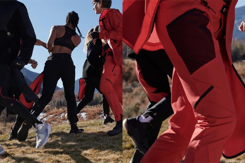 nike matthew m williams series 003 collaboration jackets bags red sportswear joyride cc3 setter black silver